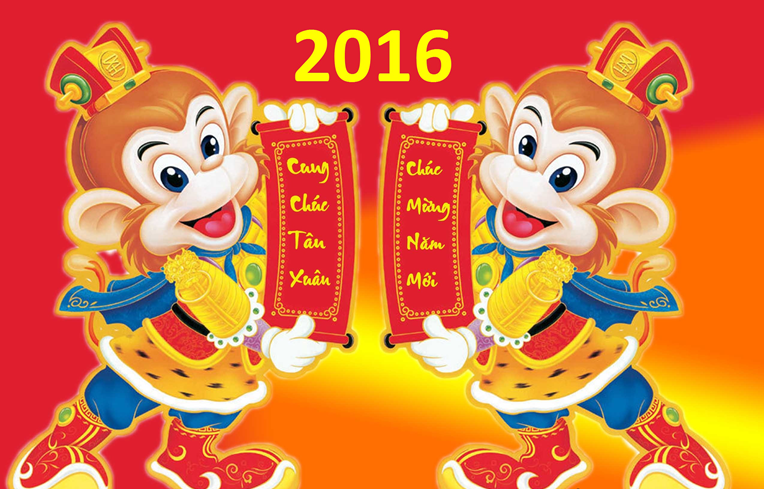 Thông báo lịch nghỉ Tết Nguyên Đán 2016 của FTECH.VN